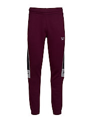 CL F LINEAR PANT - MAROON