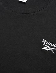 Reebok Classics - CL F SMALL VECTOR TEE - t-shirts - black - 2