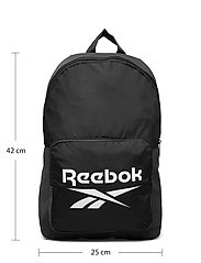 Reebok Classics - CL FO Backpack - nieuwe mode - black/black - 4