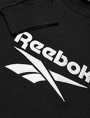 Reebok Classics - CL F VECTOR CREW - truien - black - 4