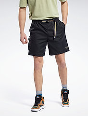 Reebok Classics - CL CAMPING SHORT - cargo shorts - black - 0