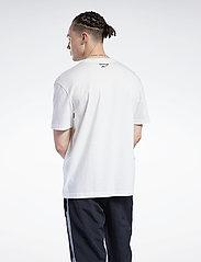 Reebok Classics - CL INTL TEE WEST - t-shirts - chalk - 3