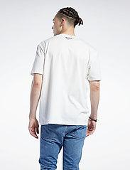 Reebok Classics - CL INTL TEE EAST - t-shirts - chalk - 3