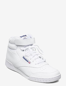 Ex-O-Fit Hi - tenis - white int