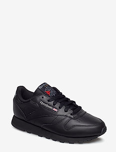 Classic Leather W - chunky sneakers - black