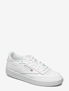 Club C 85 W - lage sneakers - white/light grey