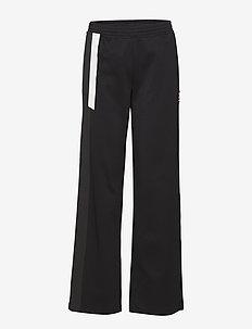 ES TRACK PANT - pants - black