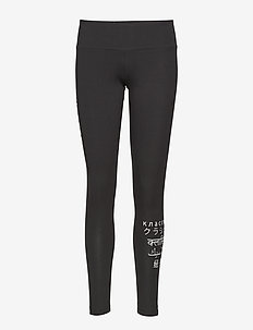 GP LEGGING - leggings - black