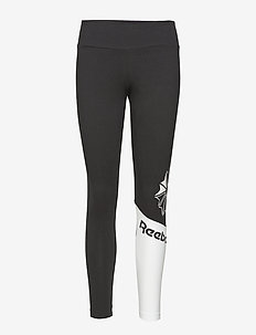 AC LOGO LEGGING - leggings - black