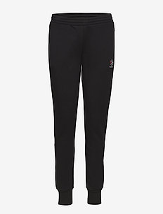 F FRANCHISE FLEECE PANT - joggebukser - black/white
