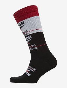 CL Printemp Ete Crew sock - BLACK