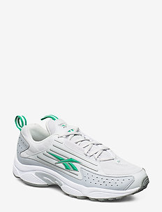 DMX SERIES 2K - chunky sneakers - porcel/cdgry2/emeral