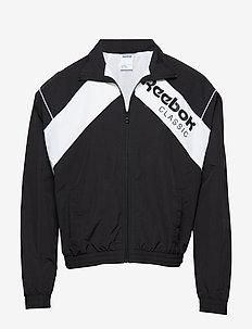 CL TRACKTOP - sweatshirts - black