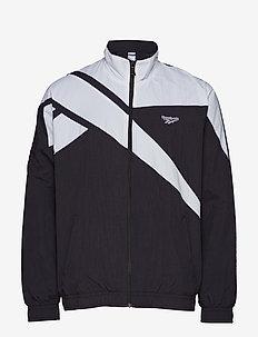 CL V FR TRACKTOP - track jackets - black