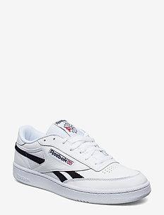 CLUB C REVENGE MU - tenis - white/black/none