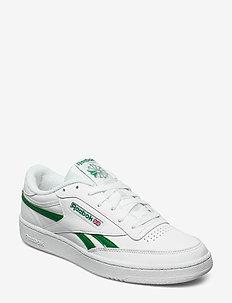CLUB C REVENGE MU - tenis - white/glegrn/none