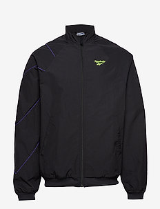 CL V P TRACKJACKET - BLACK