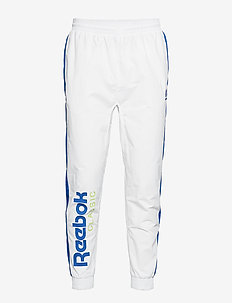 CL TRACK PANT - WHITE