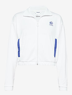 CL TRACKTOP - bluzy - white
