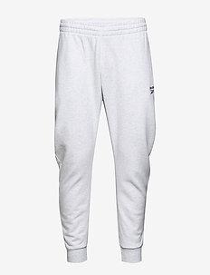 CL F VECTOR PANT - bukser - whtmel
