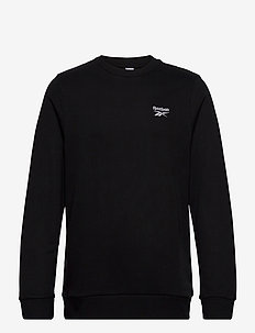 CL F SMALL VECTOR CREW - basic-sweatshirts - black