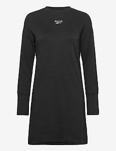 CL F SL DRESS - sports dresses - black