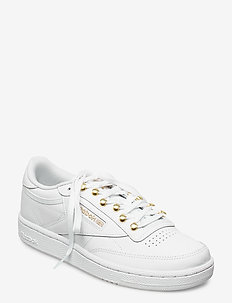 CLUB C 85 - lave sneakers - white/magold/white