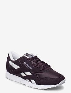 CL NYLON - sneakers - midsha/white/white