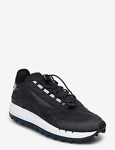 REEBOK LEGACY 83 - lave sneakers - black/white/neoblu