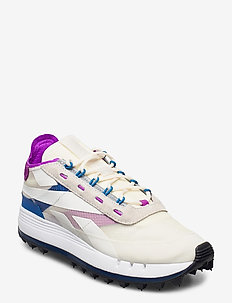 REEBOK LEGACY 83 - lave sneakers - chalk/dynblu/white