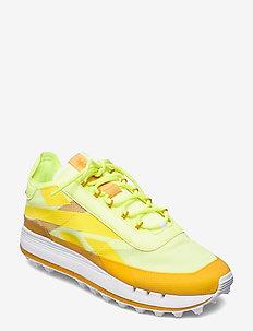 REEBOK LEGACY 83 - chunky sneakers - eneglw/brgoch/yelflr