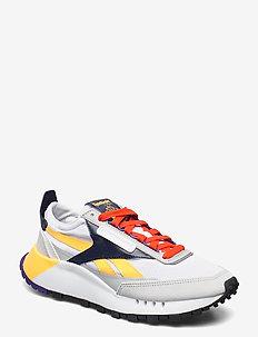 CL LEGACY - låga sneakers - snogre/sogold/ultvio