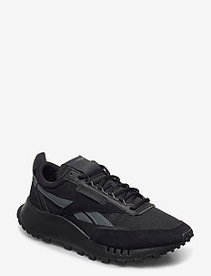 Classic Leather Legacy - tenis - black/trgry8/trugr7