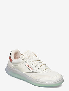 CLUB C LEGACY - low top sneakers - chalk/neomnt/bakear