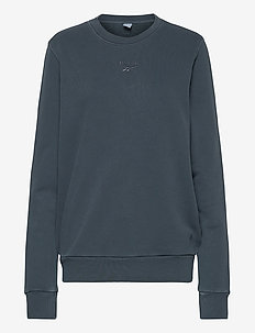 CL F WASHED CREW - sweatshirts - smoind