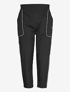 CL UTILITY PANTS - pants - black