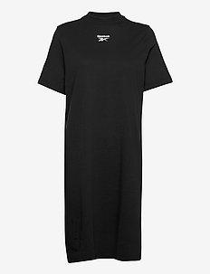 Classics Wardrobe Essentials Dress W - alledaagse jurken - black