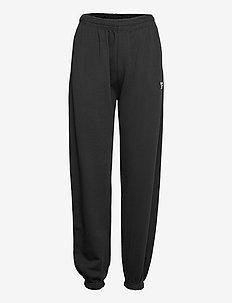 CL PF SM LOGO FT PANT - pants - black