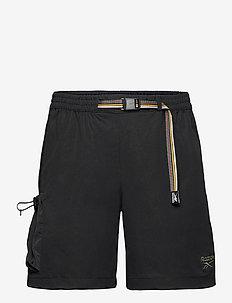 CL CAMPING SHORT - cargo shorts - black