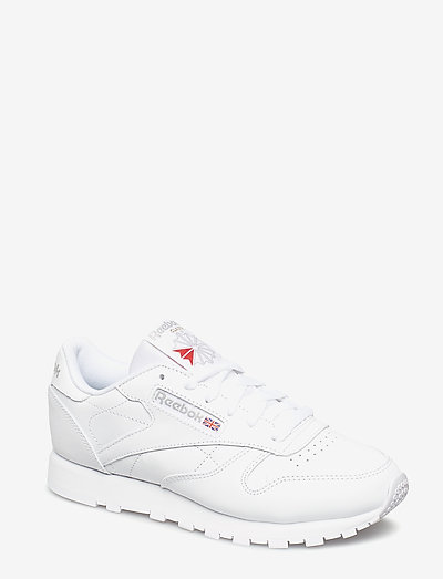 Classic Leather W - chunky sneakers - white