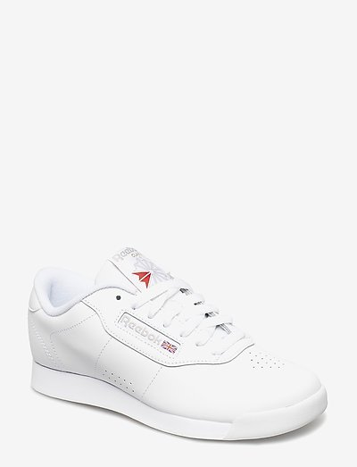 PRINCESS - lage sneakers - white