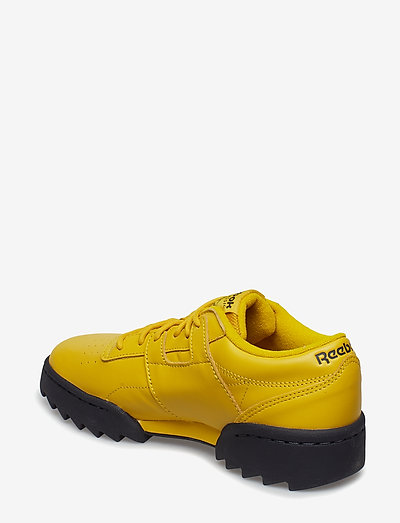 Reebok Classics Workout Ripple Og- Tenisówki Urban Yellow/true Gre