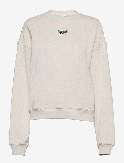 CL PF SMALL LOGO CREW - sweatshirts - chamel