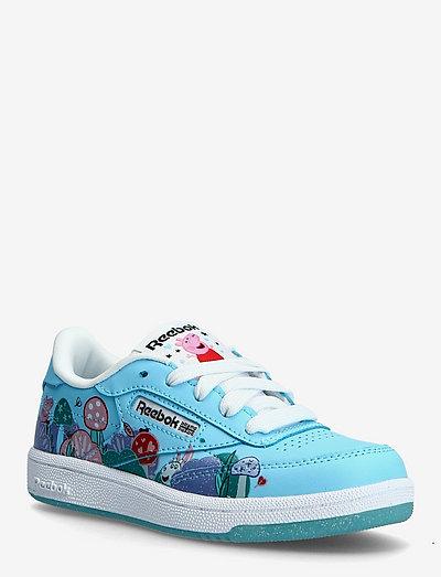 CLUB C - laag sneakers - dgtblu/cblack/ftwwht