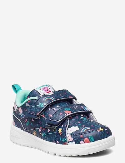 WEEBOK CLASP LOW - laag sneakers - vecnav/pixmin/ftwwht