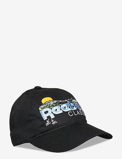 CL Roadtrip Cap - lippalakit - black