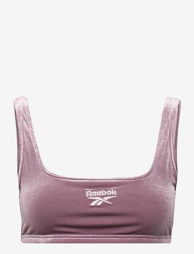 CL NY  VELOUR BRA - bras - smoorc