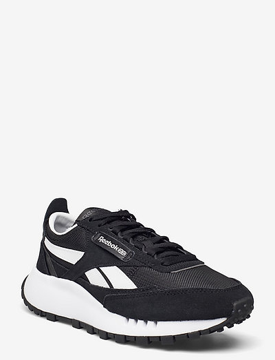 CL LEGACY - chunky sneakers - cblack/cdgry7/vecred
