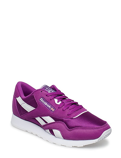 da846db1be7 Cl Nylon Color (Aubergine white) (£48.71) - Reebok Classics ...