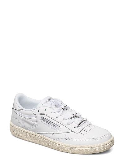 Club C 85 Niedrige Sneaker Weiß REEBOK CLASSICS